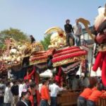 曳山の春祭り(からつくんち)