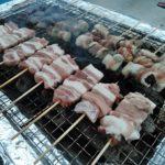 牡蠣と串とくちこ